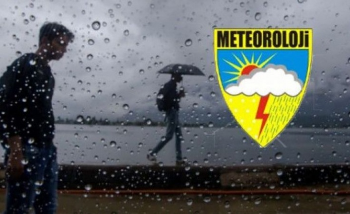 Meteoroloji'den 35 İl İçin Uyarı