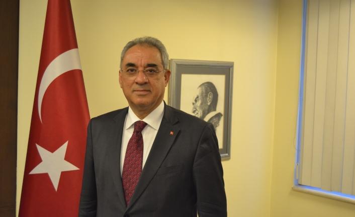 Önder Aksakal'dan 10 Kasım Mesajı