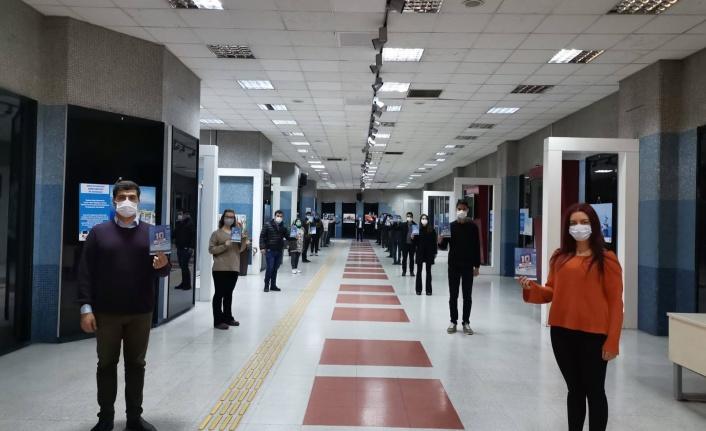 """""""Rotamız Mavi Vatan"""" Sergisi Ankaralılarla Buluştu"""