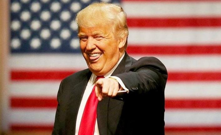 Trump'tan Zafer Açıklaması: Kazandık!
