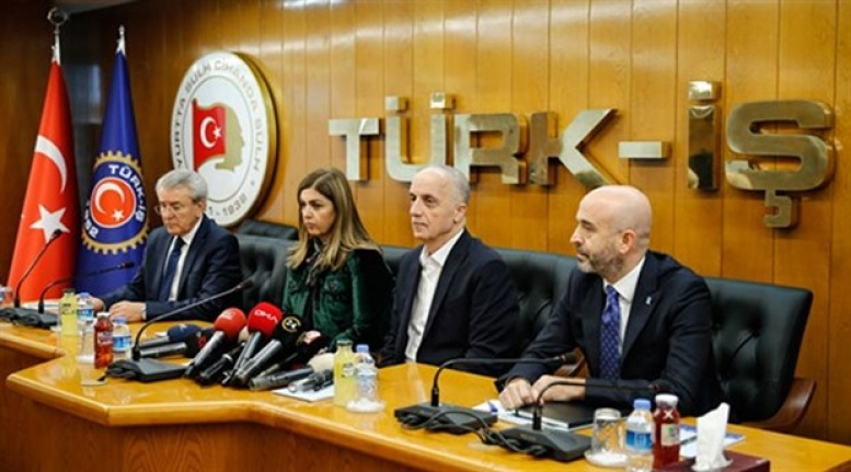 Türk-İş'ten Hükümete Kıdem Tazminatı Çağrısı: Esnek Çalışma Düzenlemesinden Vazgeçin