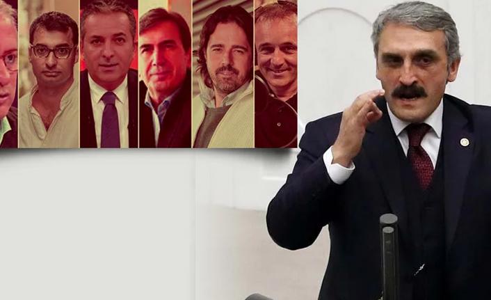 Ahmet Hamdi Çamlı İsim İsim Sıraladı: 'Horolop Şorolop Gazeteciler'
