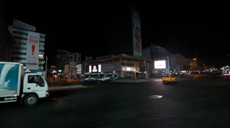 Ankara'da Yasak Olacak Cadde ve Meydanlar Belli Oldu
