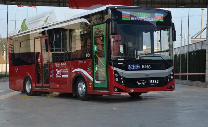 BMC Azerbaycan'a 320 Otobüs İhracatı Gerçekleştirecek