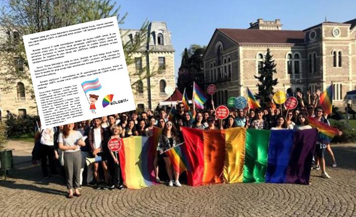 Boğaziçi LGBT-İ'den Skandal Çağrı! Çocuk İstismarını Böyle Savundular...