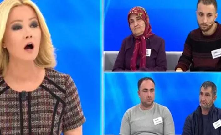 Enişte Kadın Çıktı: Programda Müge Anlı'nın Ağzı Açık Kaldı!
