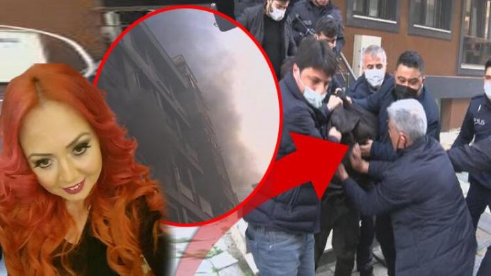 İstanbul'da Eski Sevgili Dehşeti: Öğretim Görevlisi Aylin Sözer Yakılarak Öldürdü!