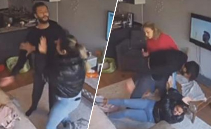 Kız Arkadaşına Dehşeti Yaşatan Saldırgan Serbest Bırakıldı