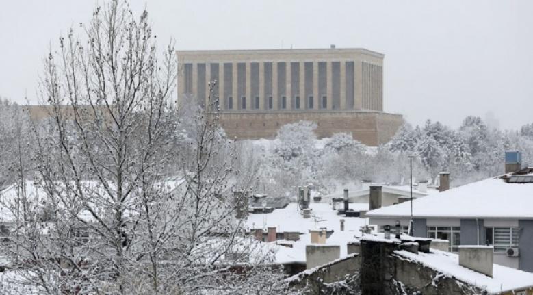 Meteoroloji'den Flaş Uyarı: Ankara'ya Kar Geliyor
