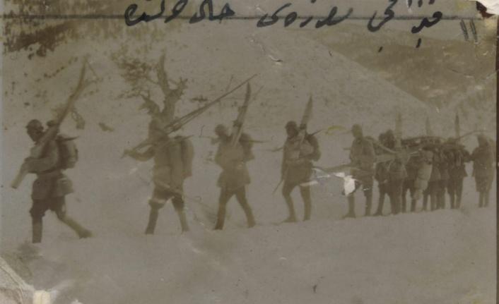 MSB Yayınladı: Sarıkamış Harekatı'nın Tarihi Fotoğrafları