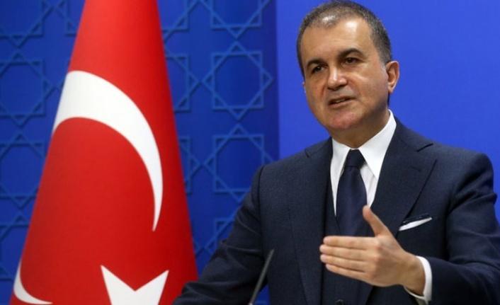 Ömer Çelik: Erdoğan İran'ın En Büyük Dostudur, Düşmanı Sevindirmeyin