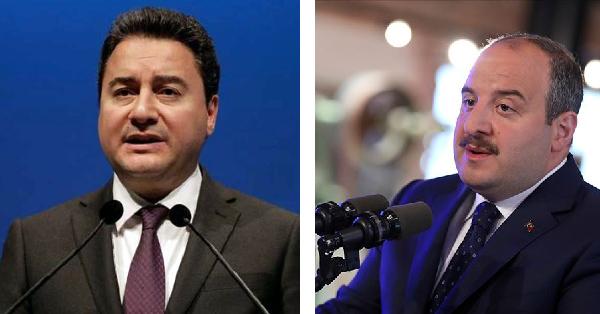 Mustafa Varank'tan Ali Babacana haklı tepki -| Ankara Haber | Ankara  Havadis | Son Dakika