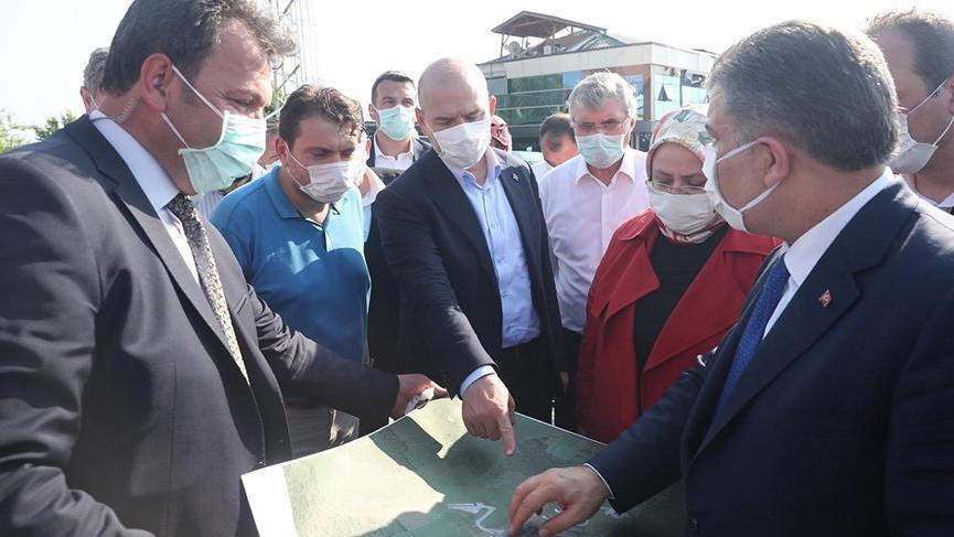 Bakan Soylu Açıkladı: Sakarya'daki Patlamayla İlgili Soruşturma