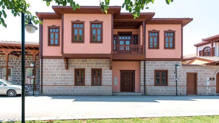 Ankara'da Tarihi Konaklar Satılıyor