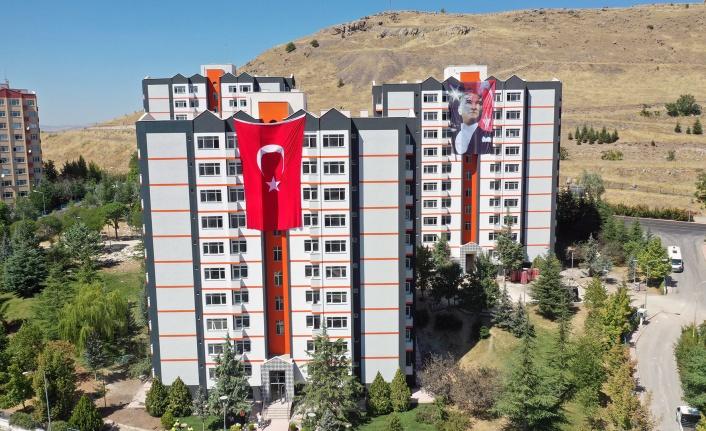 Ankara Büyükşehir Belediyesi Aylık 100 TL'ye Konut için Başvuru Süresini Uzattı