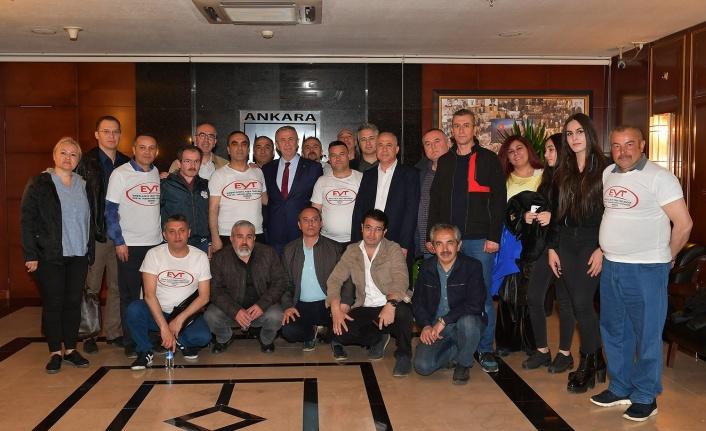 Ankara Büyükşehir Belediyesi'nden Emeklilikte Yaşa Takılanlar (EYT) için GSS Müjdesi