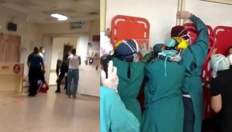 Ankara'da Sağlık Çalışanlarına Saldırı Davasında 2 Sanığa Tahliye