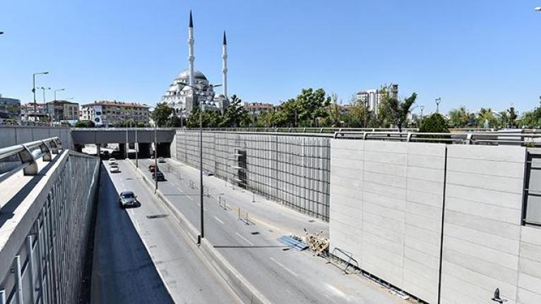 Ankara'nın Üst Geçit ve Köprüleri Yenilenecek