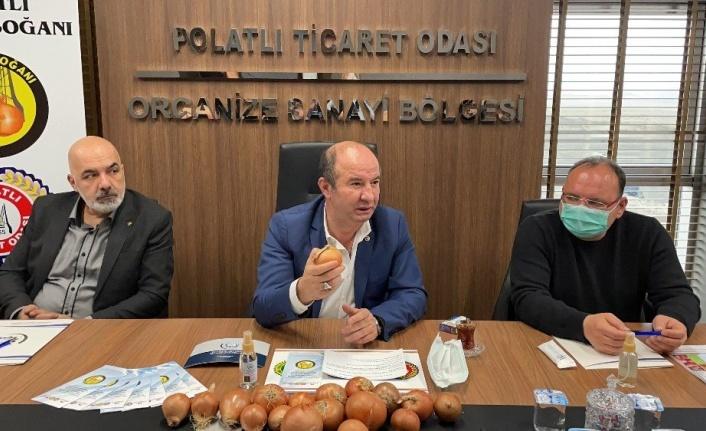 Ankara'nın Yeni Coğrafi İşaretli Ürünü: Soğan