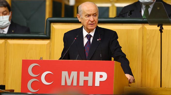 Bahçeli: HDP Hakkında Kapatma Davası Süratle Açılabilir