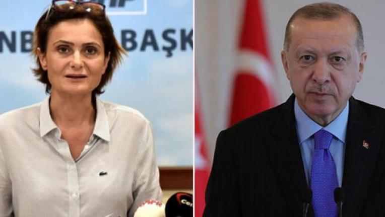 Kaftancıoğlu, Cumhurbaşkanı Erdoğan'a 56 Bin Lira Tazminat Ödeyecek