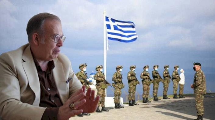 Cihat Yaycı: Yunanistan Türkiye'nin Zayıf Anında İşgal Peşinde