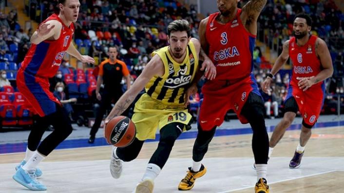 Fenerbahçe Beko, Moskova'dan Zaferle Dönüyor