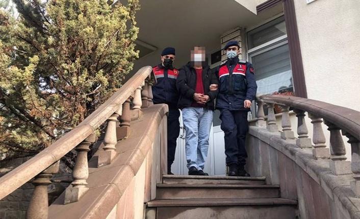 Gölbaşı'ndaki İnşaat Demiri Hırsızları Hurdacılar Sitesi'nde yakalandı