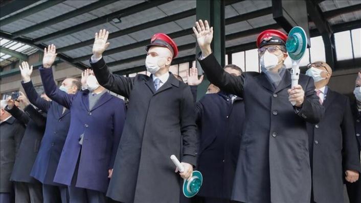 İhracat Trenleri Bugün Ankara'dan Yola Çıktı