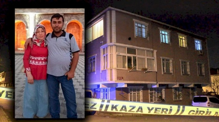 İstanbul'da Kadın Cinayeti: Tartıştığı Eşini Bıçaklayarak Öldürdü