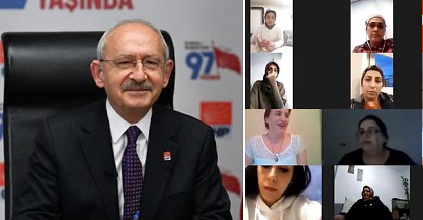 Kılıçdaroğlu: Ev Hanımlarına Maaş Bağlayacağım
