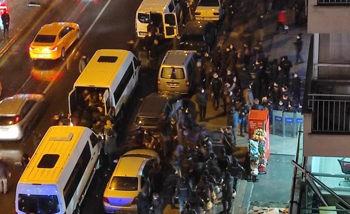Kızılay'da Eylem: Çok Sayıda Gözaltı Var!