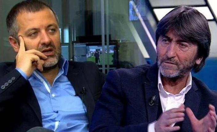Mehmet Demirkol'dan Rıdvan Dilmen'e: 2 Sezon Top Oynadın, Sen Kimsin?