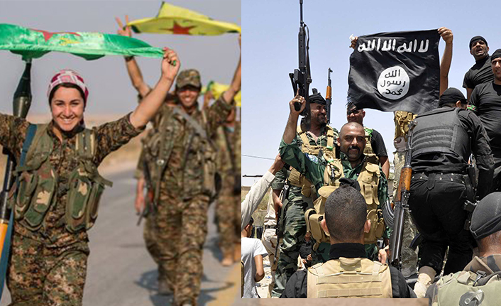 PKK-IŞİD İşbirliği Böyle Ortaya Çıktı!