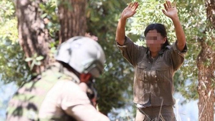 Teslim Olan PKK'lı: Dağa HDP Götürdü, Amerikalı Askerler Bizim Yanımızdaydı