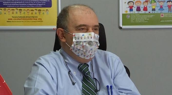 Prof. Dr. Ateş Kara 'Maskesiz Hayata Erken Geçiş' İçin Tarih Verdi