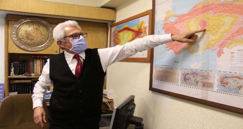 Prof. Dr. Süleyman Pampal Ankara'daki Depremi Değerlendirdi