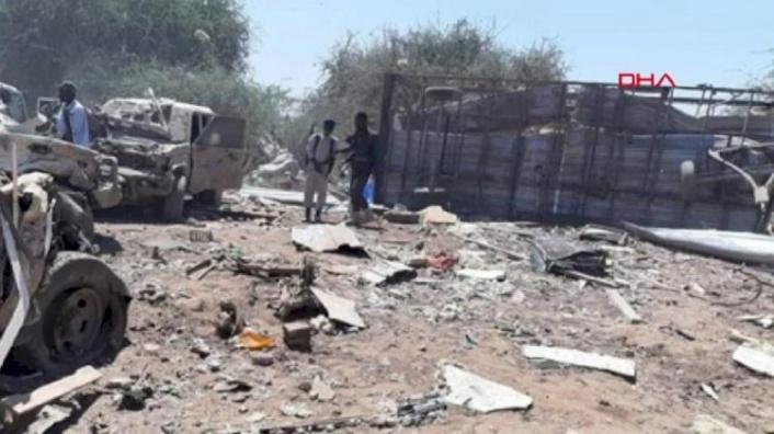 Somali'de Türk Şirkete Hain Saldırı