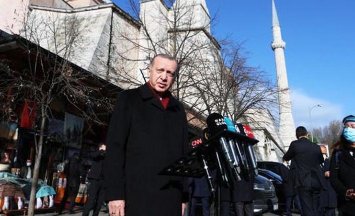 Sözcü'nün Skandalına Cumhurbaşkanı Erdoğan'dan Tepki