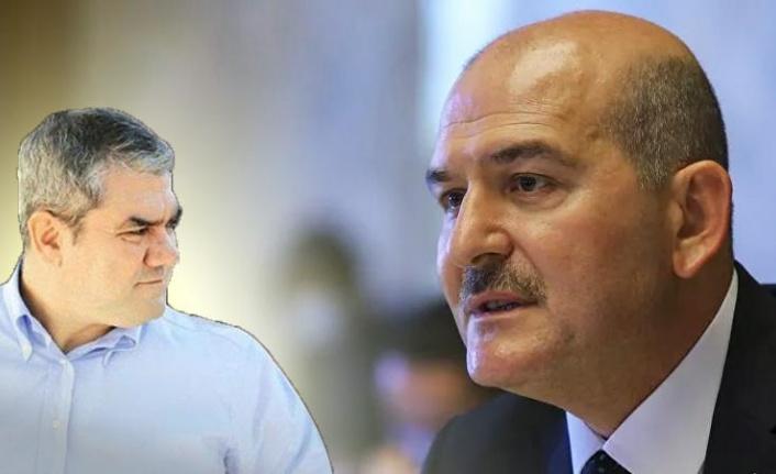 Süleyman Soylu'dan Yılmaz Özdil'e: İt Ürür Kervan Yürür