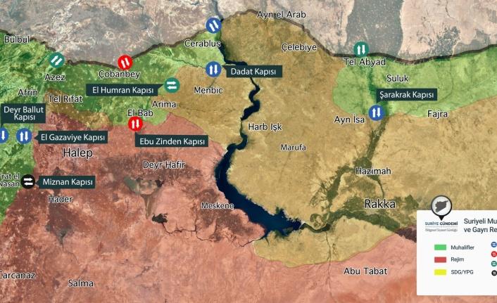 Suriye Ordusu Temas Hattında