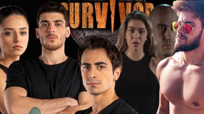 Survivor Ünlüler ve Gönüllüler Takımları Belli Oldu!