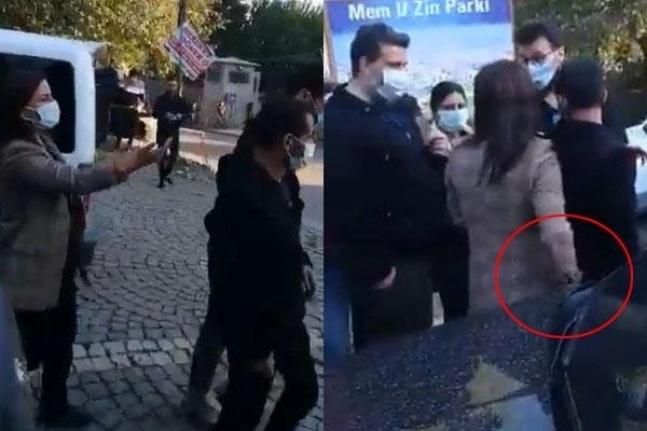 Tırnakçı HDP'li Vekilin Aldığı Telefondan Bakın Neler Çıktı?