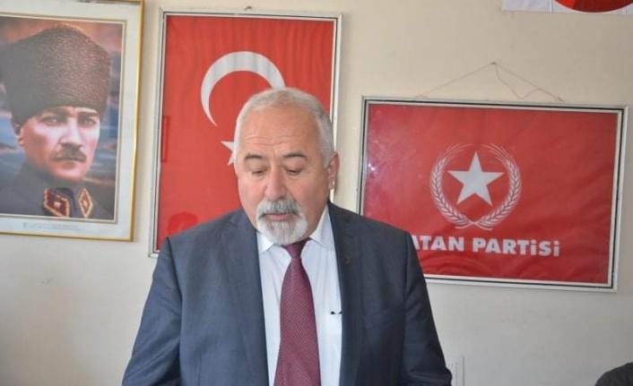 Vatan Partisi'nin Acı Günü: Polatlı İlçe Başkanı Küren Vefat Etti