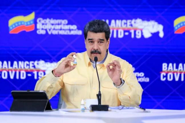 Venezuela Koronavirüse Karşı 'Mucize' İlaç Bulduğunu Açıkladı