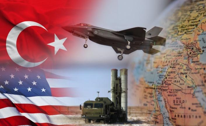'Amerika, Türkiye'ye Karşı 'Soğuk Savaş' Politikaları Uygulayacak'
