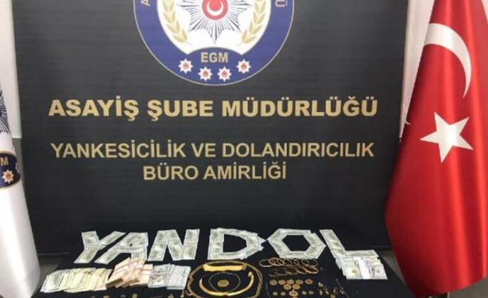 Ankara'da Kendini Polis Olarak Tanıttı 4 Milyon TL'lik Vurgun Yaptı!