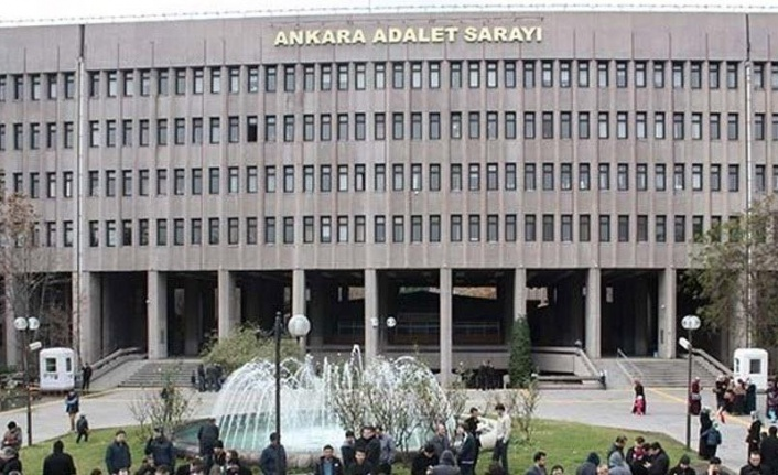 Ankara Adliyesi'nde Şok: Çöp Kutusunun Altında Tabanca Bulundu!