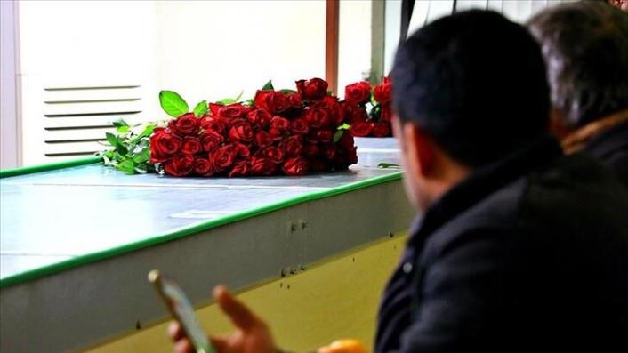 Ankara Çiçekçi Esnafı Sevgililer Günü'ne Hazır