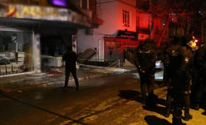 Ankara'da İnanılmaz Olay: Dükkanı Kundaklayıp Sahibini Görüntülü Aradılar!